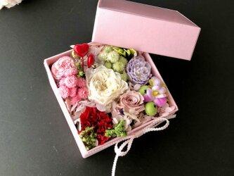 ご結婚お祝いやプレゼントに〜Flowerboxの画像