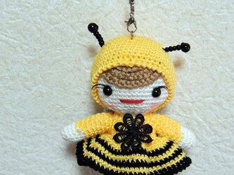 ミツバチの着ぐるみの画像
