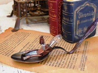 ランプマン 読書人 ~スプーンのバスタブにて~の画像