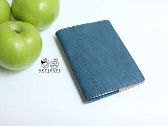 A6Size・ノートブックカバー/Dottoreブルーの画像