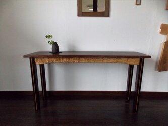 コンソールテーブルの画像