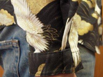 袖口加工(オプション)の画像