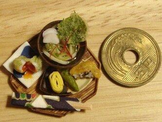 ★うどんしそ天添え&玉子の天ぷらの画像