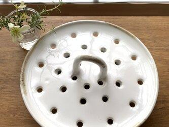3 蒸し皿:SSの画像