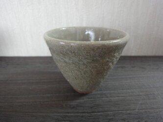 ビードロ釉フリーカップの画像