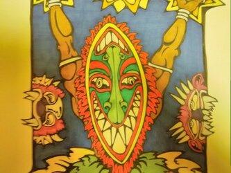 呪術師の画像
