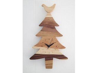 時計 森の記憶 treeの画像
