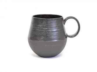 マグカップ 黒-kuro-の画像