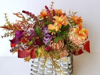 Autumn basketの画像