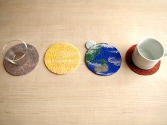 プラネットコースター地球型惑星セット  の画像
