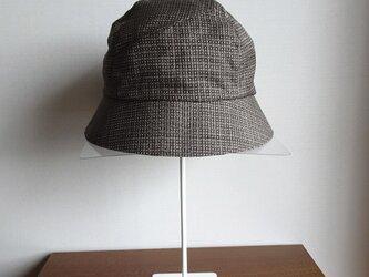 古布大島の帽子(H-23)の画像