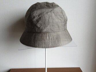 古布大島の帽子(H-24)の画像