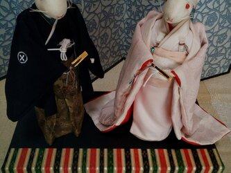 うさぎの婚礼の画像