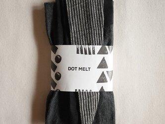 patchwork turban f (cotton×linen mix 16AW)の画像