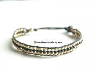 Bohemianbeads braceletの画像