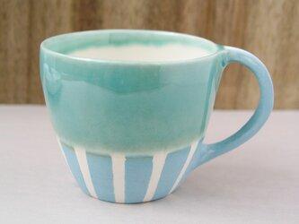 マグカップ (ストライプ)の画像