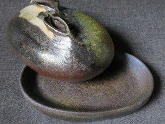 【送料無料】陶器 香炉 焼締め陶の香炉 陶芸家オリジナル(28)の画像