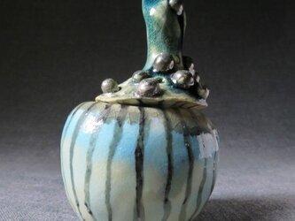 陶器 陶の香炉 陶芸家オリジナル(18)の画像