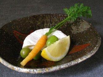 陶器 食器 中深皿 陶芸家オリジナル(77)の画像