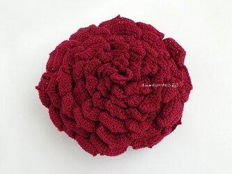 薔薇のポーチ#194の画像