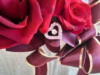 ☆上品なダークレッドのバラ♪の画像