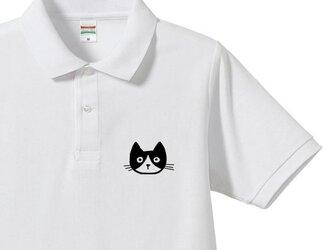 1ポイント EVERYONE IS DIFFERENT AND THAT'S OK  ポロシャツ【受注生産品】の画像