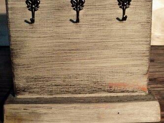 キースタンド(オリーブ)の画像