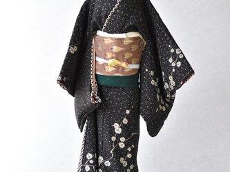 「初梅」粋coolこべべ /リメイク着物の画像