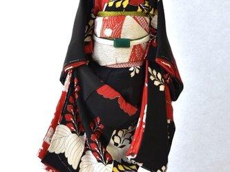 「五三の桐」舞妓こべべ /リメイク着物の画像