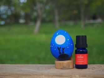 満月に安らぎの香りのひと雫、奥能登の天然ディフューザー。の画像