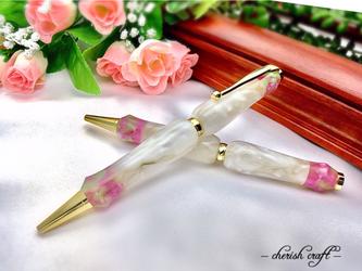 クィーンローズ ~Queen Rose~ 手作りボールペン TMA1602pk【送料無料】の画像