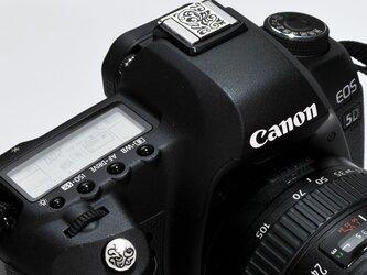 カメラレリーズボタン・シルバー製 RB-007の画像