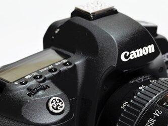 カメラレリーズボタン・シルバー製 RB-008の画像