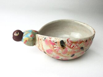 animal bowl.The bowl of insect.虫の食器,cute ceramic,子供食器の画像