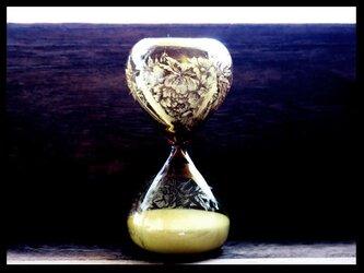 砂時計*M--牡丹の画像