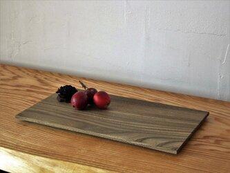 木のテーブルランナー・ニレ神代(埋れ木)の画像