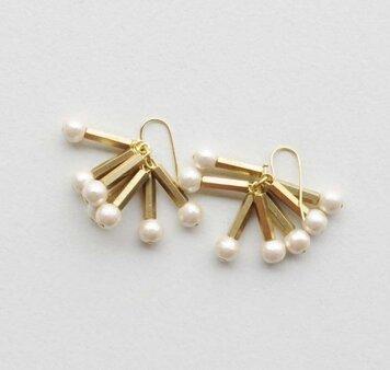tsuntsun earringsの画像