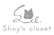Shoy's closet