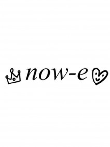 now-e