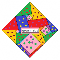 green rat s