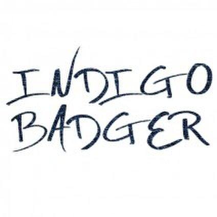 Indigo Badger