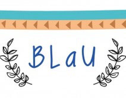 BLaU leather