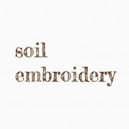 soil embroidery