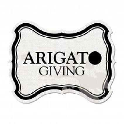 ARIGATO GIVING