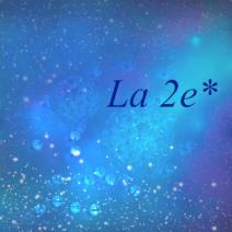 La 2e*  ラ ドゥージエム  ✴︎色彩から紡ぐ〜✴︎