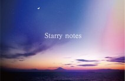 starry notes