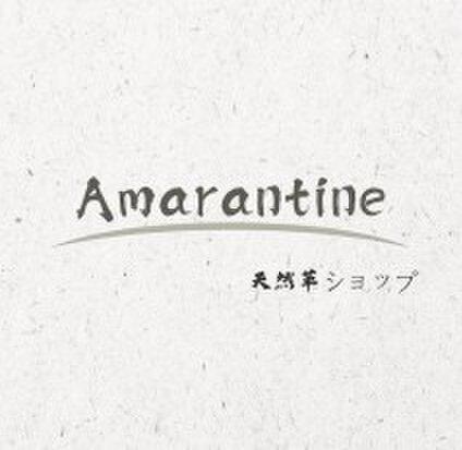 Amarantineファッション