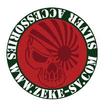 シルバーアクセサリー ZEKE