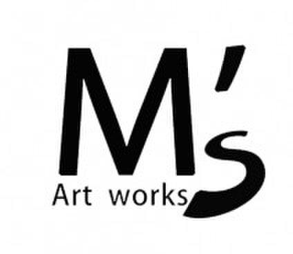 M's art works