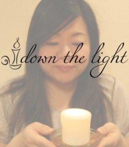 down the light
